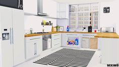 Sims 4 CC's - The Best: Kitchen by Maxims's