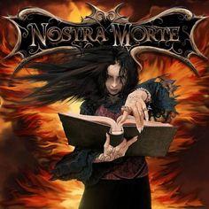 """Frases dl grupo de goth metal """"Nostra Morte"""" #morte #nostra #frases #frases de nostra morte #grupo #goth #metal"""