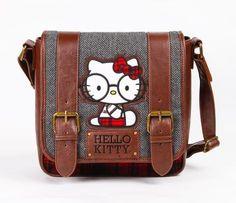 ea3e8efea074 Hello Kitty Messenger Bag Cute Bags
