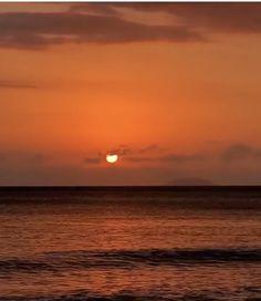 Atardecer en Rincón, Puerto Rico 🇵🇷 Relaxing Photos, Puerto Rico, Celestial, Sunset, Outdoor, Islands, Outdoors, Sunsets, Outdoor Games