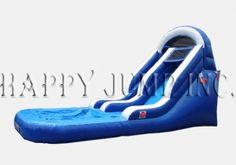 13' Backyard Water Slide
