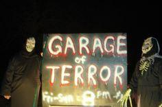 Haunted House - Garage of Terror, Chesaning Mi