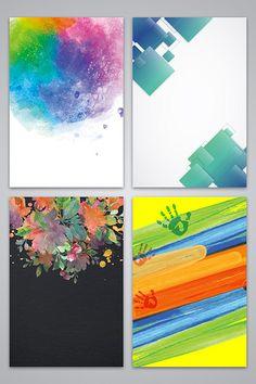 Ink color poster background image#pikbest#backgrounds