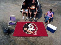 "Ulti-Mat (60""x96"") Rug - Florida State University"