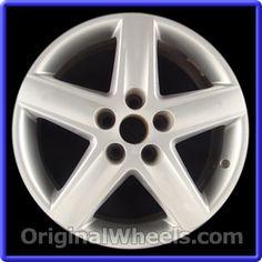 OEM 2003 Audi A4 Rims - Used Factory Wheels from OriginalWheels.com #AudiA4 #A4 #2003AudiA4 #03AudiA4 #2003 #2003Audi #2003A4 #AudiRims #A4Rims #OEM #Rims #Wheels #AudiWheels #AudiRims #A4Wheels #steelwheels #alloywheels