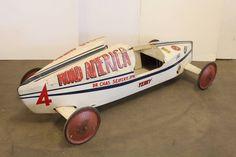 vintage soap box derby car - Google Search
