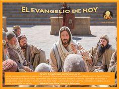 EL SANTO EVANGELIO 9 JUNIO 2017