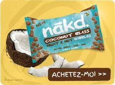 Nakd Ball Noix de Coco Bliss x 4-20