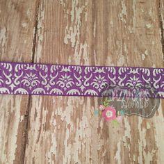 Purple Damask 78