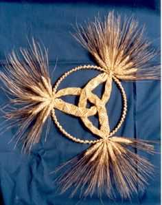 How about wheat weaving?