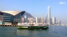ПАРОМ STAR FERRY - Одна из визитных карточек города.  http://ritc.com.hk/