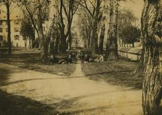 This photo of Dickinson's campus from 1890 is just one example of the rich history that is the thread work holding past and present stories of the College together. Dickinson being the first charted college after the signing of the Declaration of Independence, as well as a Confederate bullet hole in a brick on campus are unique and beautiful facets of the College's history.