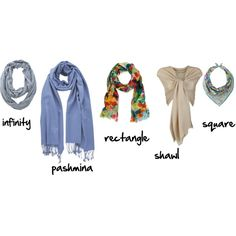 """""""Scarf Glossary"""" - by imogenl on Polyvore"""