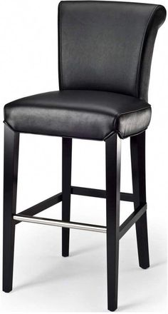Shop Safavieh Seth Bar Stool at Lowe's Canada. Find our selection of bar stools at the lowest price guaranteed with price match. Black Stool, Black Bar Stools, Leather Bar Stools, 30 Bar Stools, Counter Stools, X 23, Upholstered Bar Stools, Black Cushions, Foot Rest