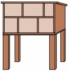 die besten 25 insektenhotel bauanleitung ideen auf pinterest vogelh uschen selber bauen. Black Bedroom Furniture Sets. Home Design Ideas