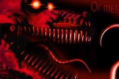 New Five Nights at Freddy's 4 teaser for Nightmare Foxy –