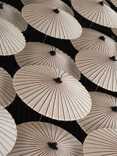 STAGED Photographic ART USING EVERYDAY OBJECT:  Japanese Umbrellas  by Jackson Carson ••• #japan ••• #umbrella art ••• #jackson Carson