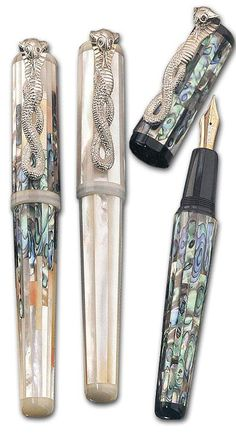 Dani Trio Grand Brillante Pen Collection