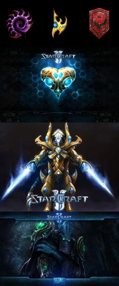 Starcraft 2: The Protoss Zealot