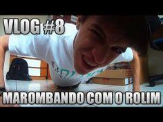 vlog #8 - Marombando com o Rolim