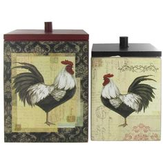 Rooster MDF Box Set