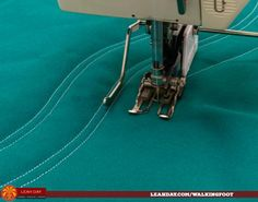 Awesome 15 Beginner sewing projects projects are offered on our website. Check it out and you will not be sorry you did. Quilting Stitch Patterns, Beginner Quilt Patterns, Quilt Stitching, Quilting Tutorials, Quilting Tips, Sewing Machine Quilting, Machine Quilting Designs, Walking Foot Quilting, History Of Quilting