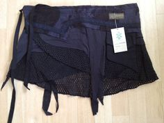 Cotton and Net Skirt