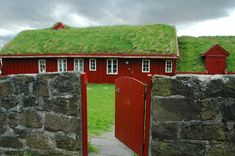 Ten Romantic Getaways To Fall In Love (With) - Torshavn, Faroe Islands By -Kj