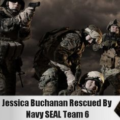 On Dr. Phil May 13 2013, Jessica Buchanan told Dr. Phil about how she was rescued from her 93 day predicament by Navy SEAL Team 6.