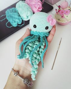 "1,640 Likes, 32 Comments - Irina (@bluerabbit_crochet) on Instagram: ""Now she is completely cute  I am satisfied with the result!  Crochet pattern and finished…"""