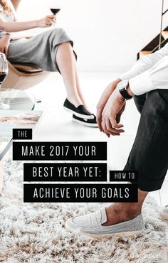 Make 2017 Your Best Year Yet: How to Achieve Your Goals https://dscience.co/make-2017-best-year-yet-achieve-goals/  #goalsetting #entrepreneur #achievement