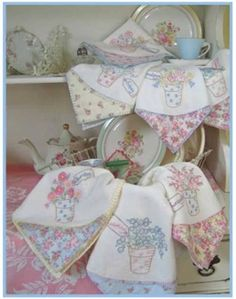 Good Shabby Chic Kitchen Towels Creepingthyme Info