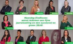 Fijne jaarwisseling namens team @wijzijnmaandag Eindhoven!