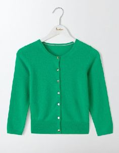 #Boden Cashmere Crop Crew Cardigan Meadow Green Women #The cashmere fabric and three-quarter sleeve length make this the perfect transitional knit, effortlessly taking you from al fresco dinners to frosty morning coffee runs.