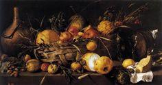 Still Life With Fruit, Antonio de Pereda. 1000x526. Просмотров: 383. Обновлено: не задана www.ArtScroll.ru - Свитки искусства. Г