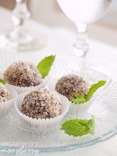 No bake cocoa cookie balls gooseberrymooseberry, via Flickr