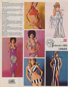 Frederick Ladies Catalogue
