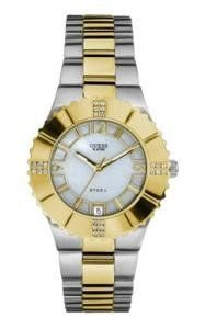 Womans watch RELOJ GUESS BICOLOR ESF.NACAR W10220L1 *** You can find out more details at the link of the image.