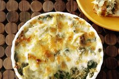 Paula's Hot Spinach and Artichoke Dip Recipe
