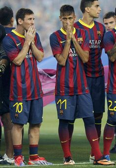 Messi & Neymar Messi And Neymar, Fc Barcelona, Sports