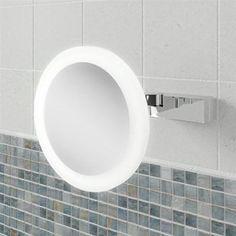 HIB Libra Magnifying LED Illuminated Mirror