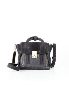 PHILLIP LIM Pashli mini satchel http://www.spoonitaly.com/
