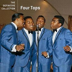 61b3IVSaIjL._SY400_.jpg (400×400) the definitive collection Four Tops CD