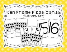 Mrs. Ricca's Kindergarten: Teen Numbers & SmartBoard Freebie!