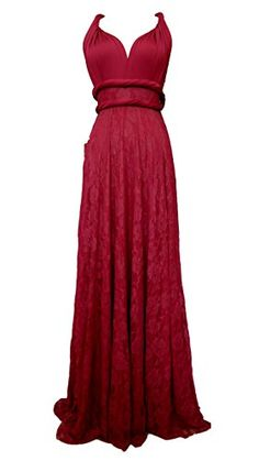 Full Length Lace Infinity Bridesmaids Dress in Wine red M... https://smile.amazon.com/dp/B01D8RPTBQ/ref=cm_sw_r_pi_dp_x_WlKLybPN1PCJG