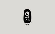Logos in Black by Chris Trivizas, via Behance Design 3d, Food Logo Design, Logo Food, Brand Identity Design, Branding Design, Design Trends, Design Ideas, Bar Logo, Logo Sign