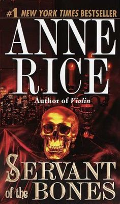 Unrelated to the vampire series, this is about Azriel the servant of the bones...again her descriptions of ancient cities are captivating
