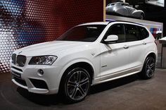 "My next project in the ""gadgets to get"" section, BMW X3."
