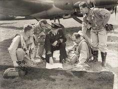 World War II aviators.