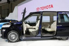 Unveiled as a concept car at the 2013 Tokyo Motor Show, Toyota's coming taxi is... thompsonstoyota.com